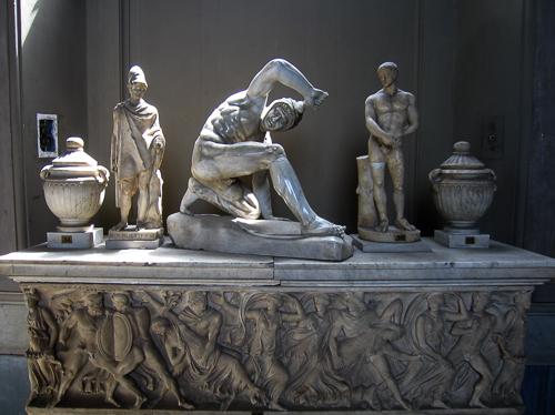 Random Vatican Tomb