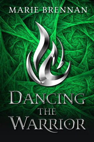 cover art for DANCING THE WARRIOR