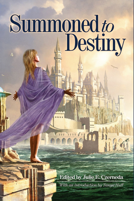 cover for SUMMONED TO DESTINY