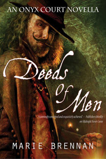 Cover for DEEDS OF MEN