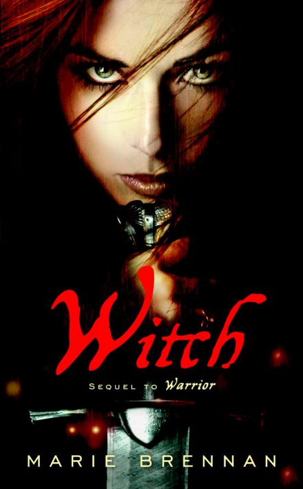 Reissue cover for Witch