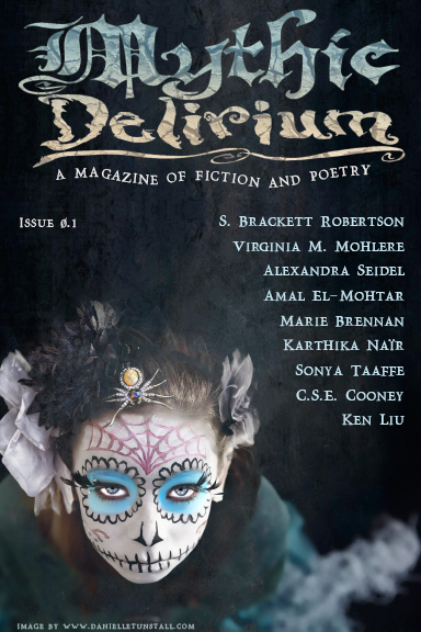 cover for Mythic Delirium 0.1