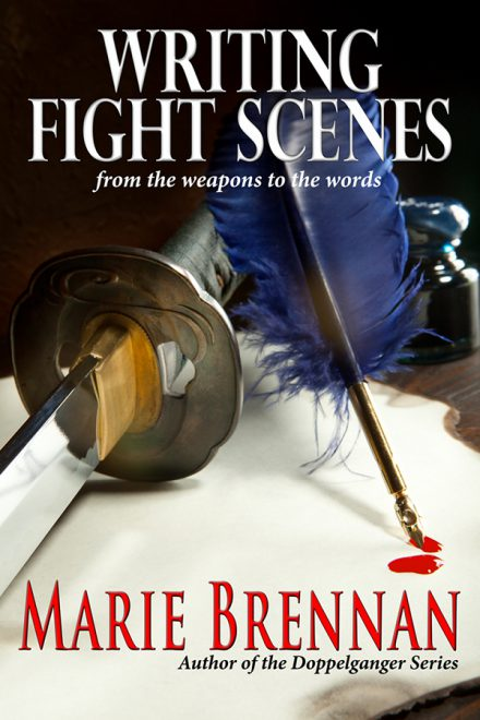 cover for WRITING FIGHT SCENES