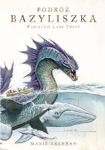 Polish cover for VOYAGE OF THE BASILISK