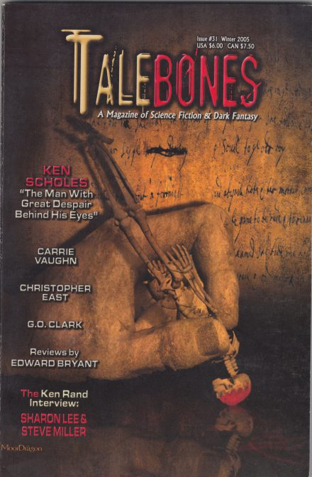 cover for Talebones #31