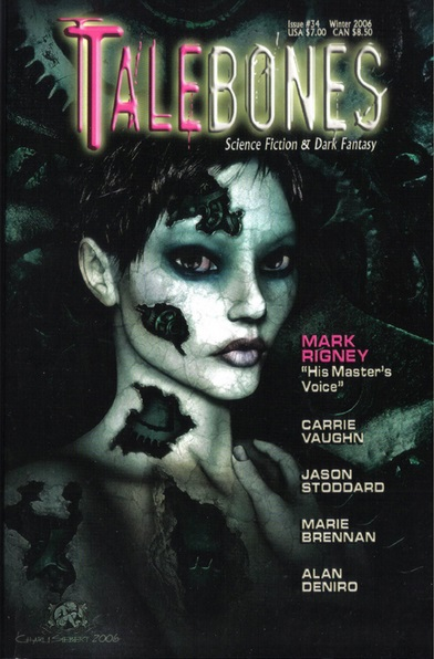 cover for Talebones #34