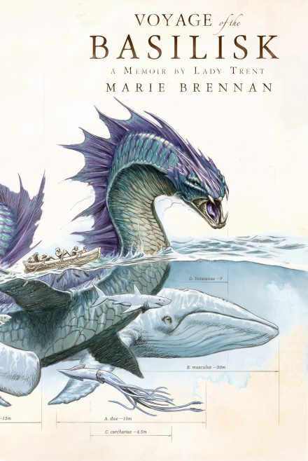 Cover for Voyage of the Basilisk