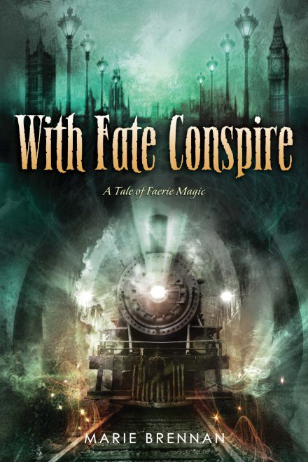 cover for WITH FATE CONSPIRE