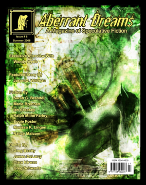 cover for Aberrant Dreams #8