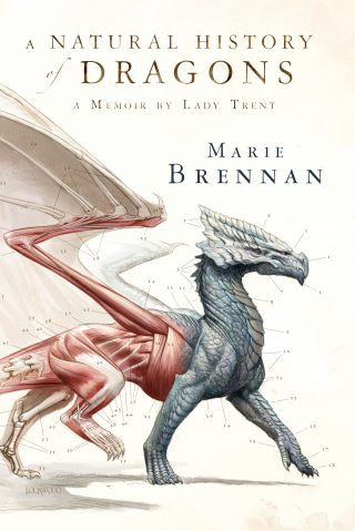 Cover for A NATURAL HISTORY OF DRAGONS