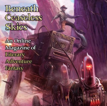 cover for Beneath Ceaseless Skies #104