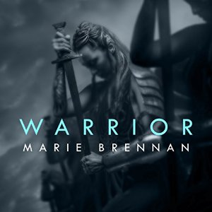 Audiobook cover for Warrior