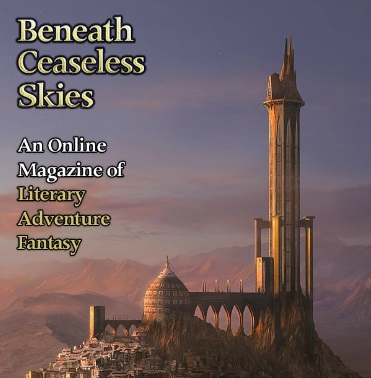 cover for Beneath Ceaseless Skies #50