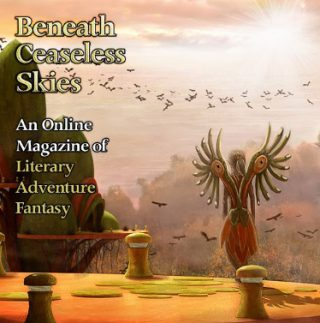 cover for Beneath Ceaseless Skies #66