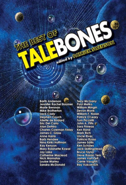 cover for Best of Talebones