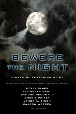 cover art for Bewere the Night