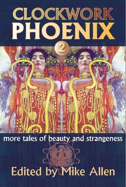 cover for Clockwork Phoenix 2