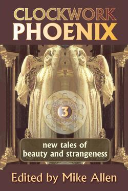 cover for Clockwork Phoenix 3