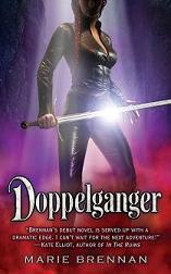 Original cover for Doppelganger