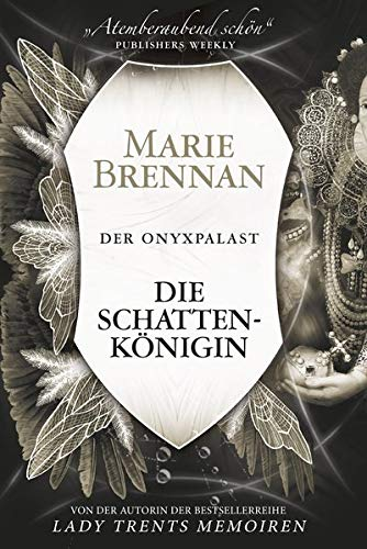 cover art for the German edition of MIDNIGHT NEVER COME by Marie Brennan