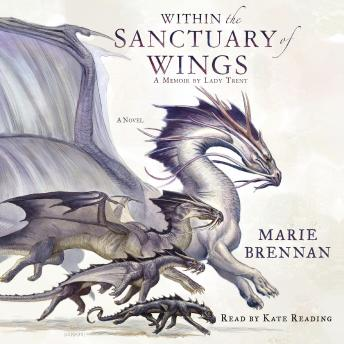 Audiobook cover for WITHIN THE SANCTUARY OF WINGS