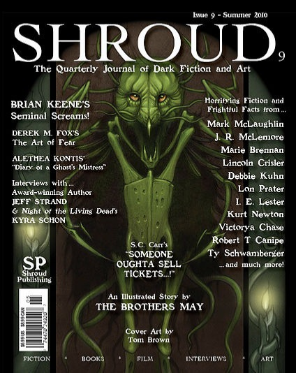 cover for Shroud #9