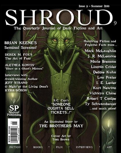 cover for Shroud #9