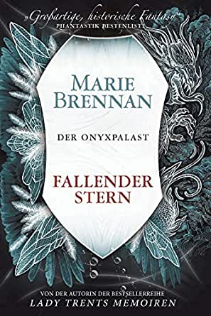 cover for the German edition of A STAR SHALL FALL by Marie Brennan