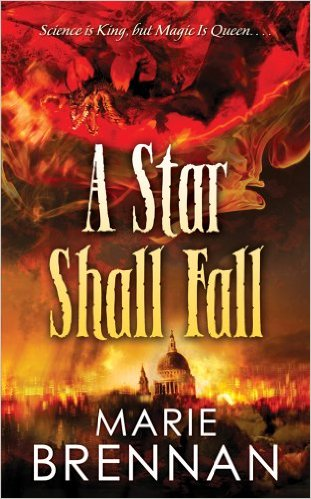 A Star Shall Fall - mass market cover