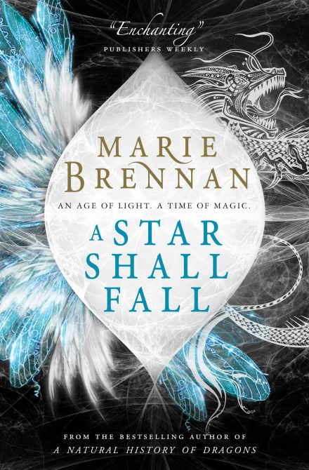 UK cover for A STAR SHALL FALL
