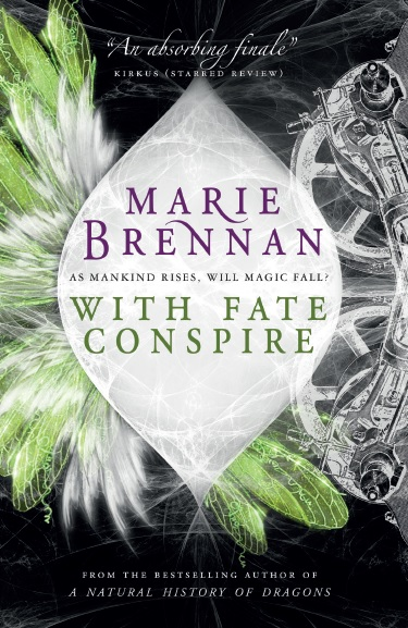 UK cover for WITH FATE CONSPIRE