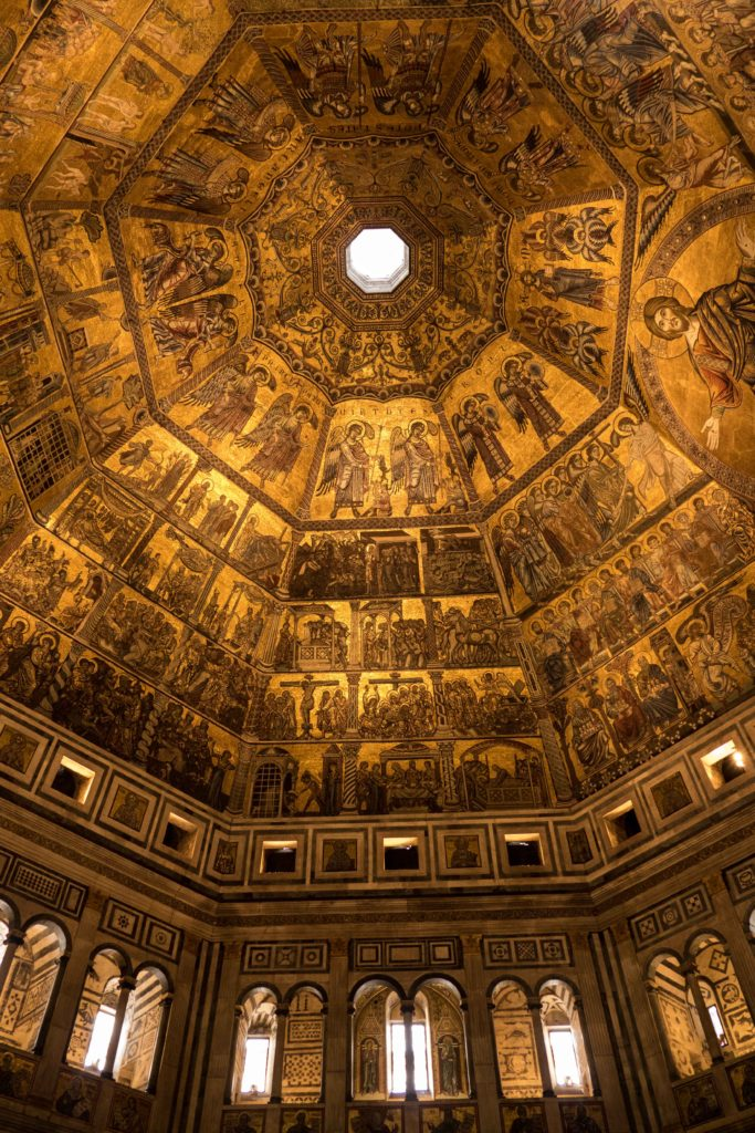 an essay on the florence baptistery Florence, italy pre-fall 2018 this essay is an important reference for your coordinator/faculty to know better of florence duomo: baptistery of st john.