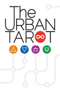 Box cover for The Urban Tarot by Robin Scott