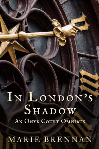 cover for IN LONDON'S SHADOW: AN ONYX COURT OMNIBUS