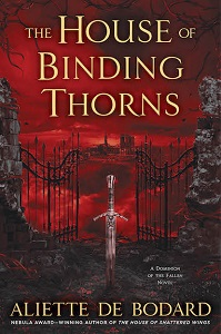 cover for House of Binding Thorns by Aliette de Bodard