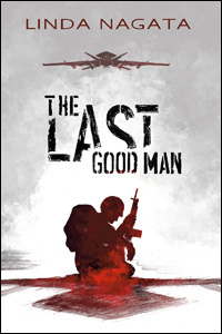 cover for THE LAST GOOD MAN by Linda Nagata