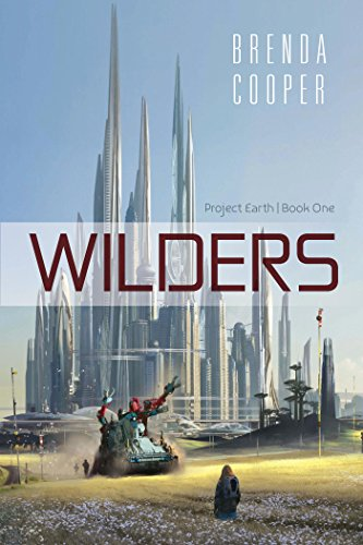 cover for Wilders by Brenda Cooper