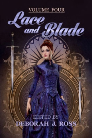 cover art for Lace and Blade 4