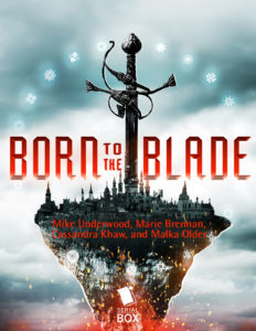 cover art for BORN TO THE BLADE, Season 1