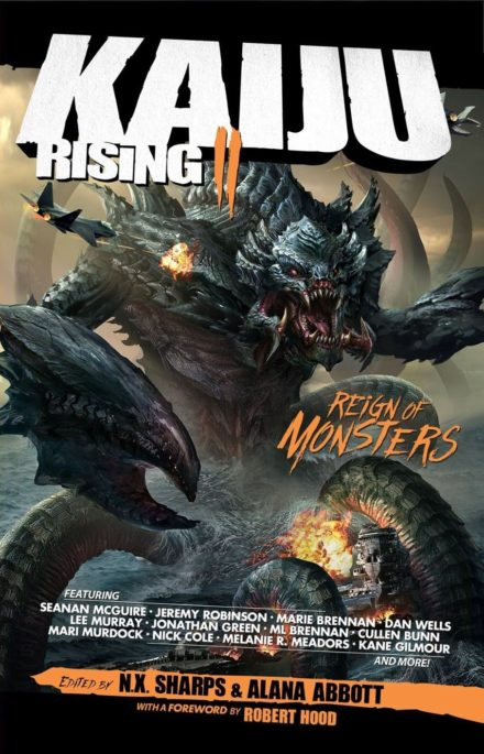 cover art for KAIJU RISING II: REIGN OF MONSTERS