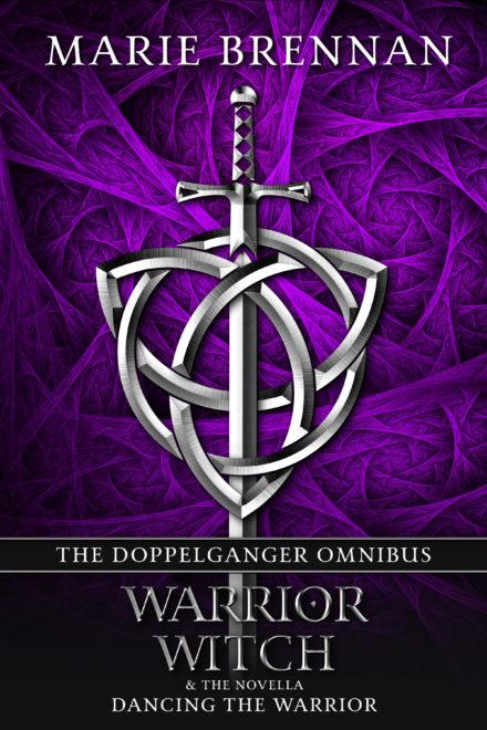 cover art for THE DOPPELGANGER OMNIBUS