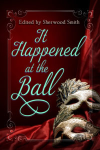 cover art for IT HAPPENED AT THE BALL