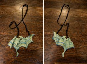 """""""Sparkling"""" (necklace), by H. Emiko Ogasawara"""