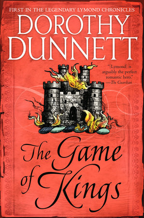 cover art for THE GAME OF KINGS by Dorothy Dunnett
