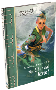 cover art for THE ETERNAL KNOT