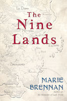 small cover art for THE NINE LANDS