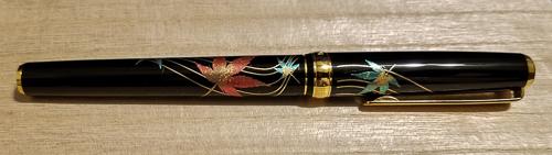 a Platinum Kanazawa fountain pen