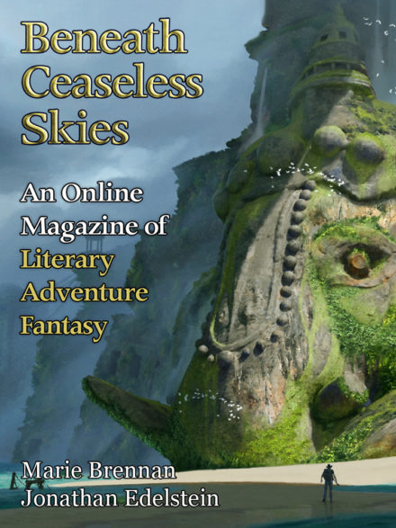 cover art for Beneath Ceaseless Skies #329